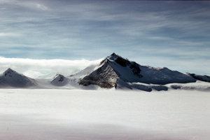 Mount Hope v Antarktíde.