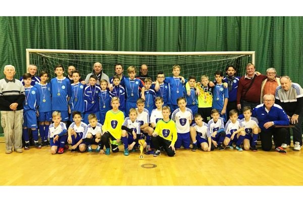 Dva výbery ObFZ Nitra na turnaji v Olomouci.