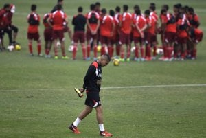 Kapitán peruánskej futbalovej reprezentácie Paolo Guerrero priznal, že  prežíva najsmutnejšie obdobie kariéry.