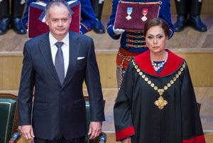 Prezident Andrej Kiska a predsedníčka Ústavného súdu Ivetta Macejková sa môžu pričiniť o výklad ústavnosti Istanbulského dohovoru.