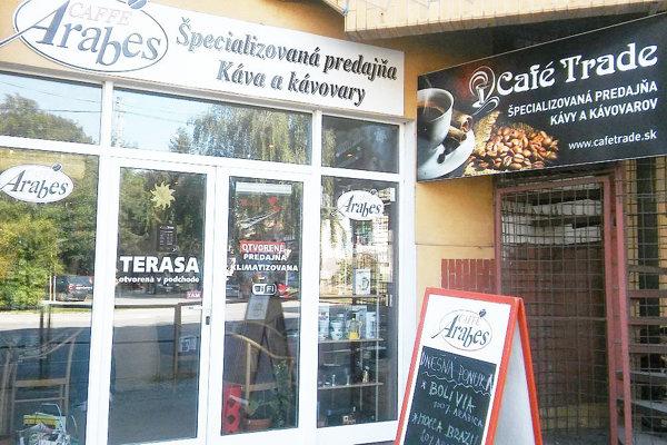 Café Trade.
