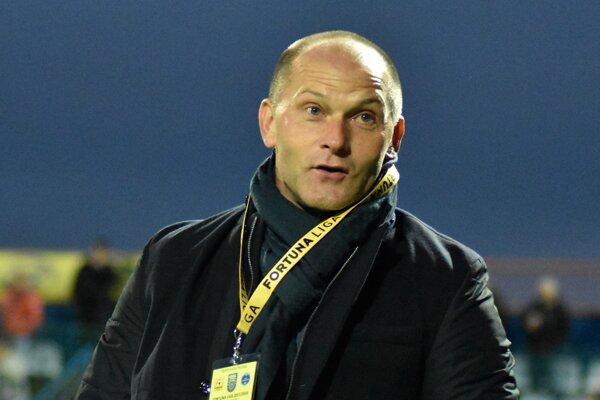 Tréner Anton Šoltis je sjeseňou spokojný.