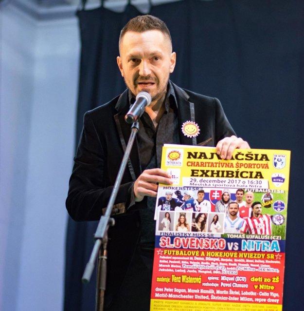 Slavomír Krafčák, riaditeľ projektu Integrácia.