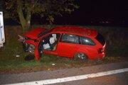 Nehoda sa stala medzi Trnavou a Špačincami ešte v októbri.