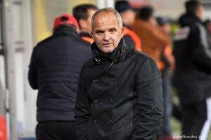 """""""Keby nám niekto pred sezónou povedal, že skončíme na ôsmom mieste stoľkým počtom bodov, ako máme, brali by sme to,"""" hovorí tréner Juraj Jarábek."""
