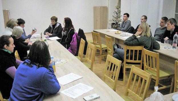 Stretnutie sa uskutočnilo v polovici decembra v Bátovciach.