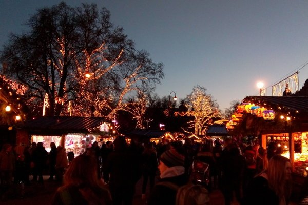 Vianočná Viedeň.