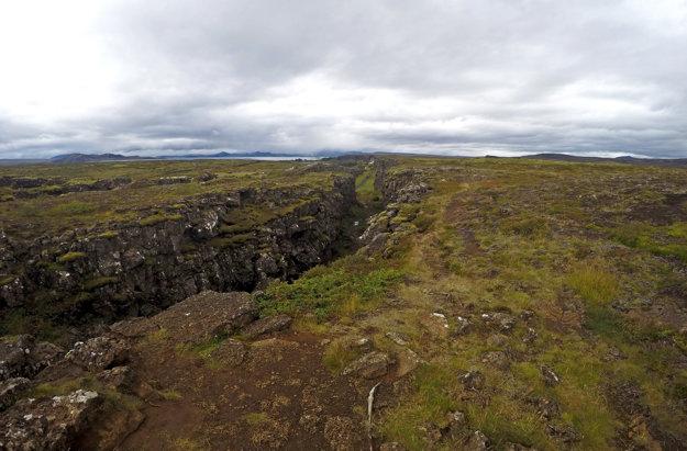 Národný park Þingvellir