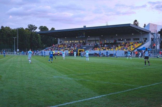 ObFZ ZH bude mať nové sídlo na žiarskom futbalovom štadióne.