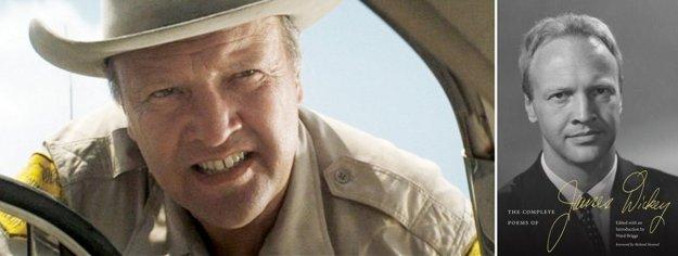 Vo filme Vyslobodenie si básnik James Dickey zahral malú postavu miestneho šerifa. V mladosti bol dobrodruhom s vášňou pre hory a vodu.