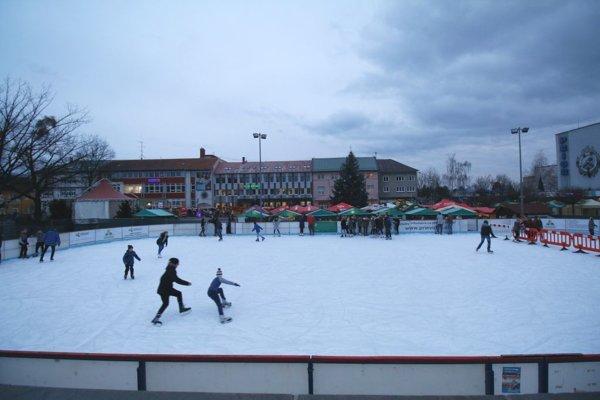 Klzisko v Prievidzi.