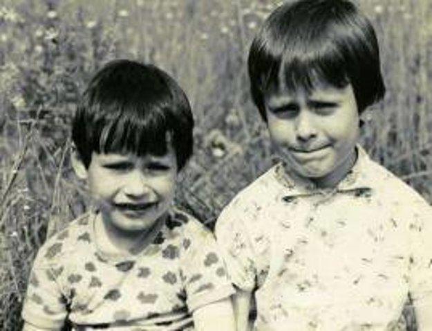 Peter a Martin Migašovci.