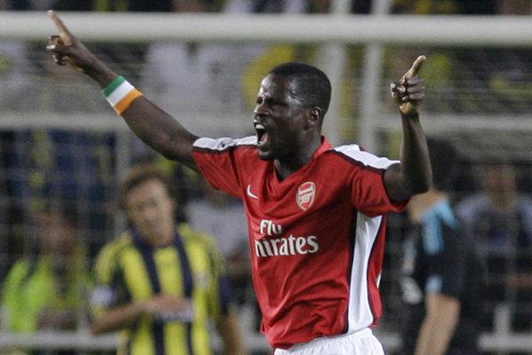 Emmanuel Eboue.