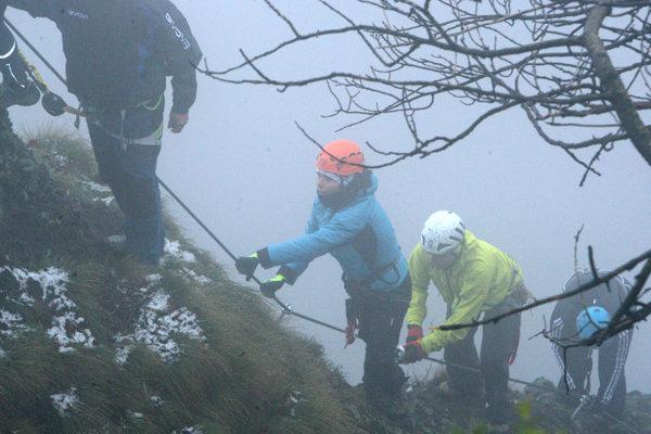 Nebezpečenstvo môže počasie predstavovať najmä pre turistov, ktorí precenia svoje schopnosti.