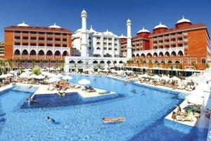 Luxusné hotely v Turecku so zľavami.