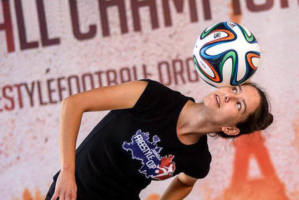 Lucia Kevická obsadila v tomto roku zhodne druhé miesto na ME i MS.