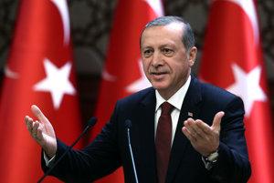 Recep Erdogan.