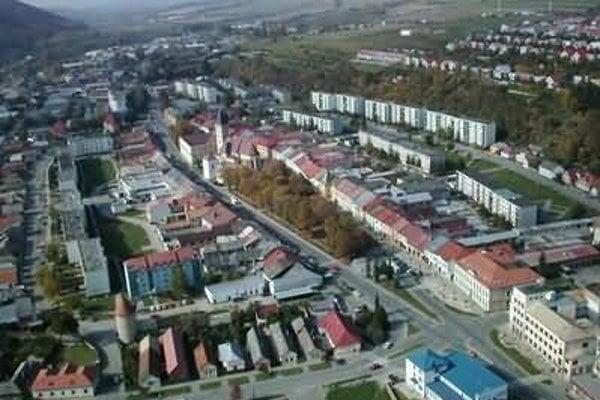 Sabinov.