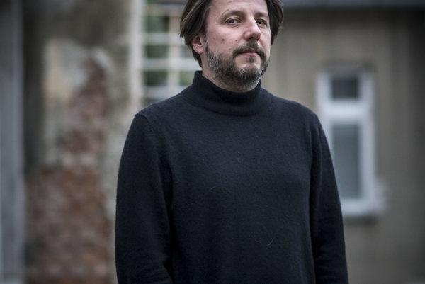 V ťažkých časoch sa do kultúry vkladajú nádeje, hovorí aktivista a manažér Bohdan Smieška.