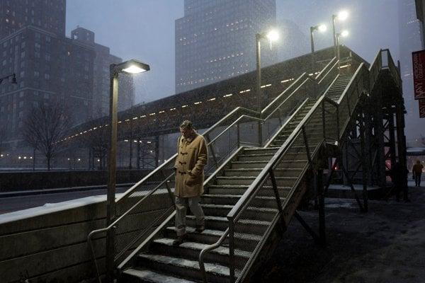 New York sa chystá na veľkú snehovú búrku.