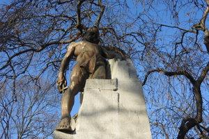 Pomník padlých v 1. svetovej vojne.