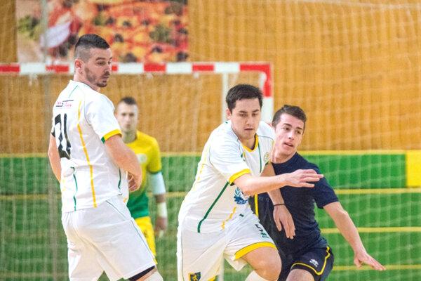 Proti Wild Boys odohrali Levičania  kvalitný zápas.