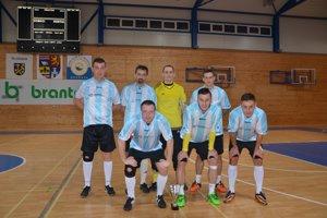 Víťazi turnaja Rožňava cup mužstvo Pirane.