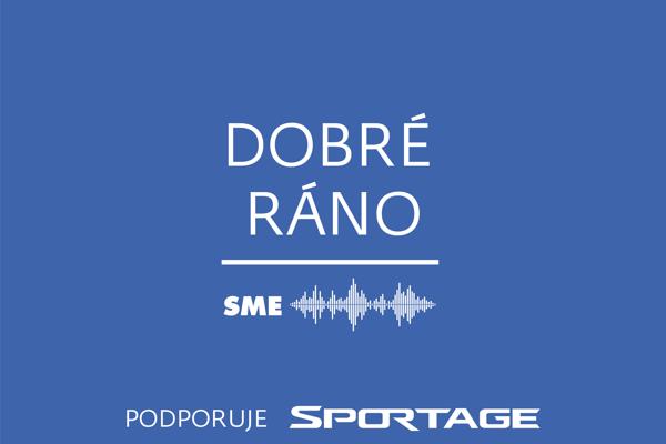 Podcast Dobré ráno podporuje KIA Sportage.