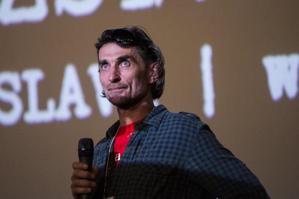 Programový riaditeľ festivalu Alan Formánek.
