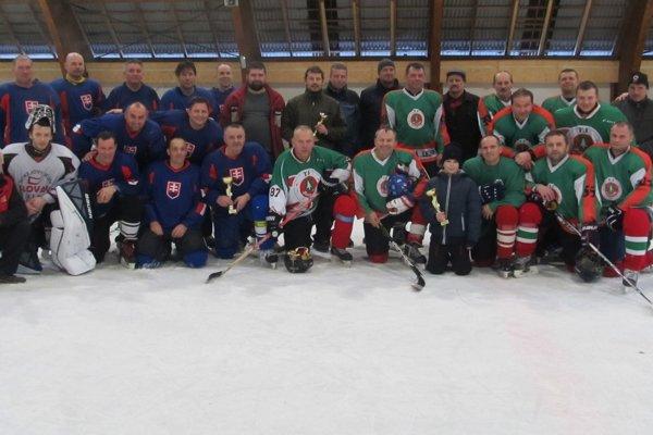Štvrtého ročníka sa zúčastnili tímy Nižnej, Trstenej a domácej Oravskej Lesnej.