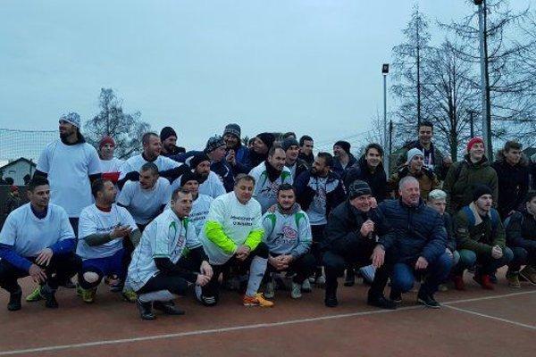 Spoločná fotka účastníkov.