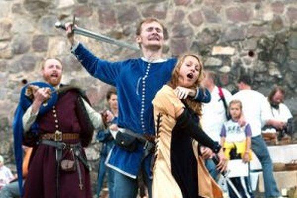 Osviežením bude aj Festival historického šermu