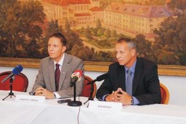 Martin Turčan a Ján Nosko