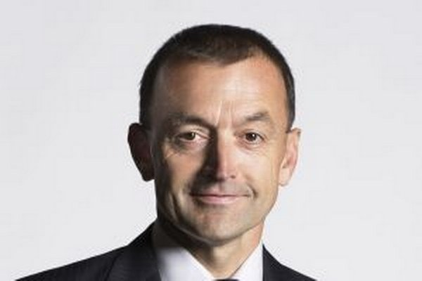 Kandidát na primátora mesta Banská Bystrica Miroslav Ivan