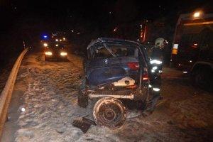 Muž z Trnavej Hory nehodu neprežil.