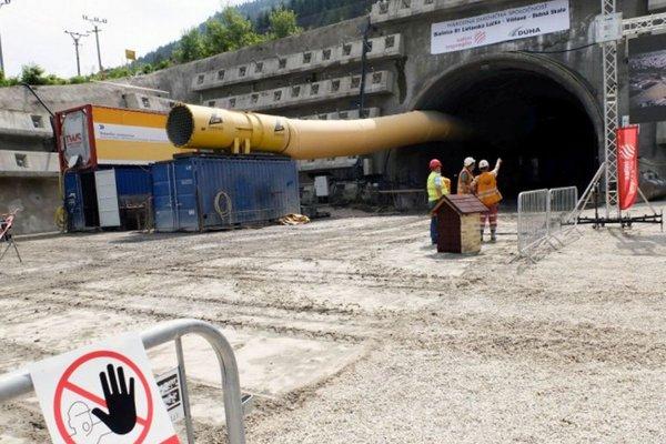 Tunel Višňové.