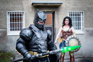Batman a Wonder Woman