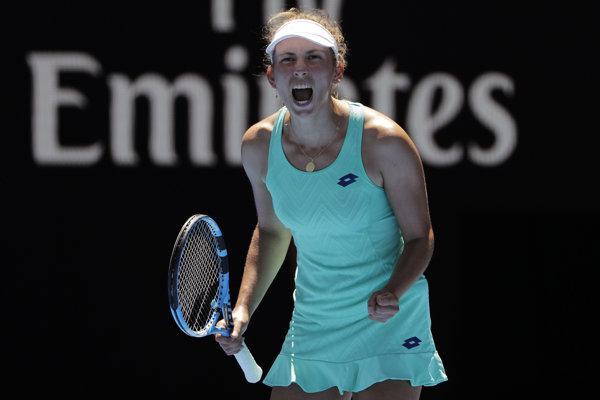 Elise Mertensová nečakane postúpila už do semifinále dvojhry žien na Australian Open.