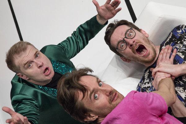 Tento týždeň si v DAB môžete pozrieť aj skvelú komédiu Panikári.