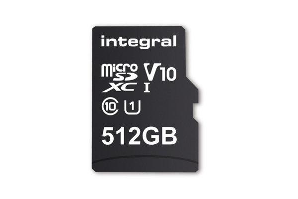MicorSD karta s najväčšou kapacitou na svete.