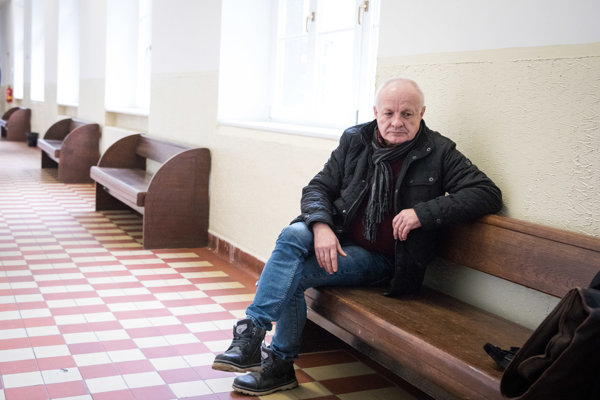 Obžalovaný bývalý znalec Ondrej Balog.