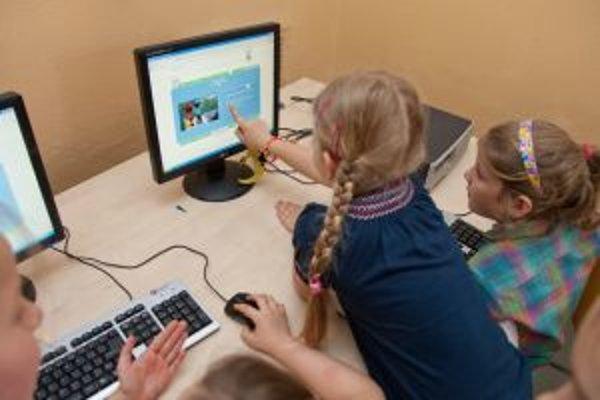 Deti užitočný projekt zaujal
