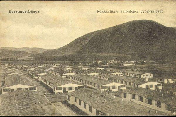 Pri vtedajšej obci Majer stálo 30 nemocničných barakov. Bolo to doslova mesto v meste.