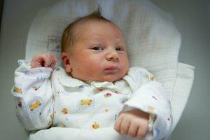 Lukáš Dedík (3600 g, 50 cm) sa narodil 18. januára Jane a Antonovi v myjavskej pôrodnici.