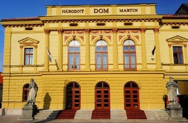 Národný dom v Martine - vrcholné dielo Blažeja Bullu.