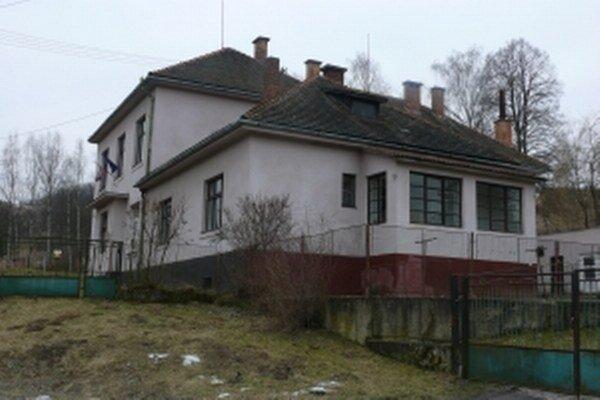Malotriedka v Korytárkach.