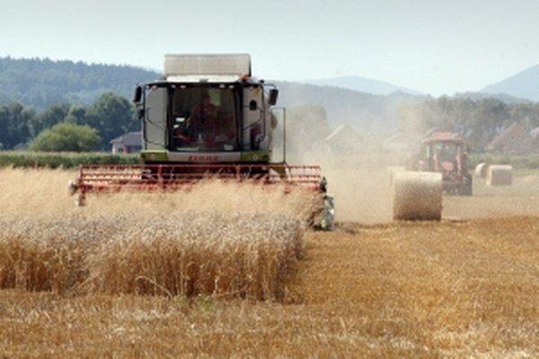 Žatva našich poľnohospodárov nepotešila.