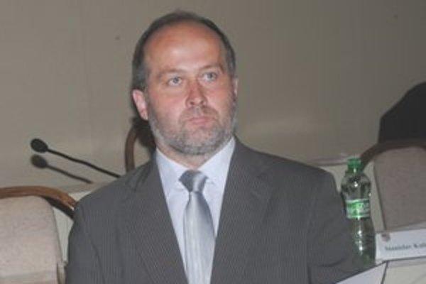 Vladimír Jánošík je nový krajský predseda Smeru v Prešove.