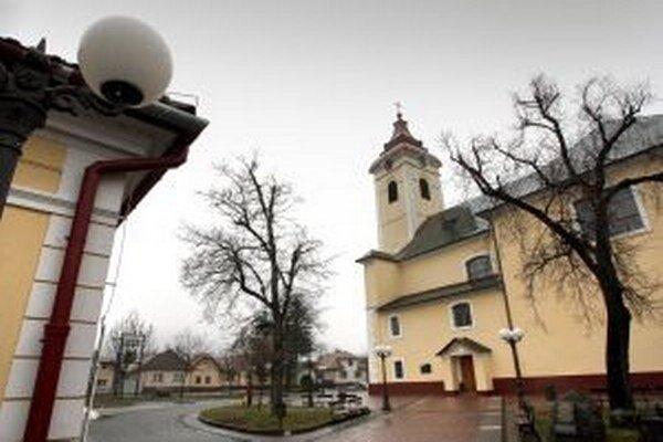 Farský kostol sv. Františka z Assisi bude otvorený po celý deň v sobotu aj v nedeľu.