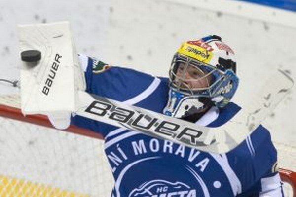 Zvolenčan Marek Čiliak v súčasnosti oblieka dres Komety Brno